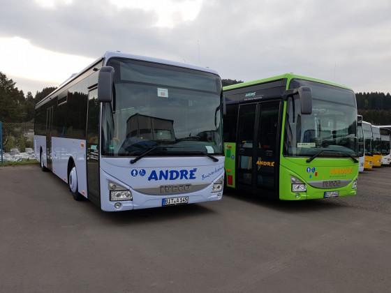 André BIT-A 145 & BIT-A 410 in Prüm