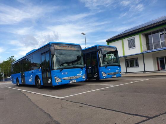 MZ-DB 2151 & MZ-DB2152, DB Regio Bus Mitte GmbH