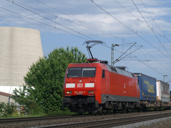 152 in Weißenthurm/Rhein am 07.06
