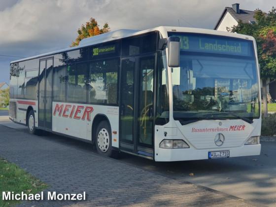 WIL-Z 710, Wendeschleife Grundschule Landscheid, 02.10.2019