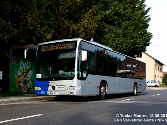 GRS Verkehrsdienste • NK-S 21 • MB O 530 Ü Facelift E5