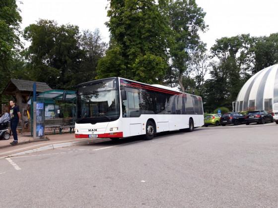 ZW-O 405: MAN Lion's City Stadtbus