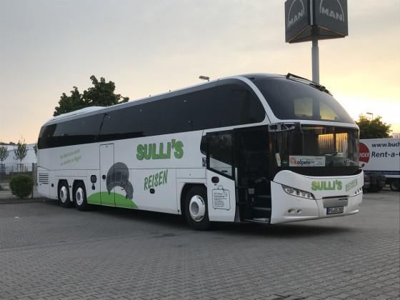 Sulli Reisen Neoplan Cityliner