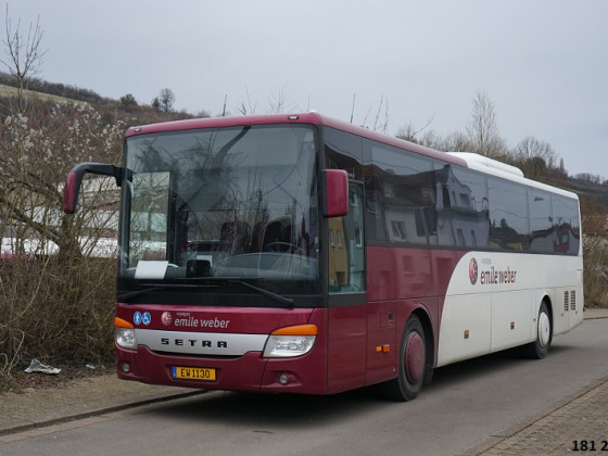Setra S 415 UL Business von Voyages Emile Weber