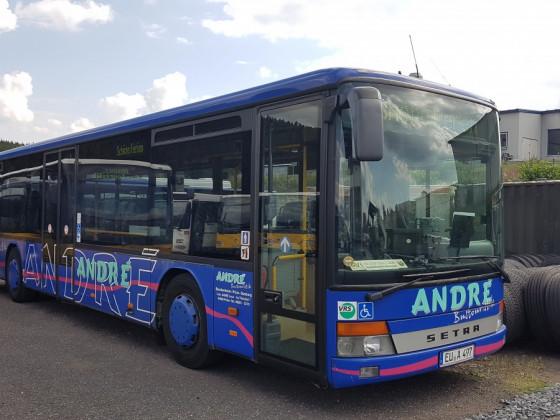 André EU-A 497 in Prüm
