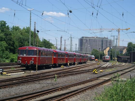 AKE Sonderfahrt 'Rund um Koblenz'