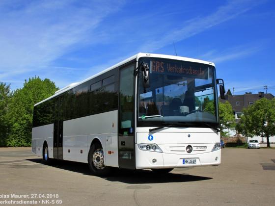 "GRS Verkehrsdienste • NK-S 69 • MB O 560 ""Intouro"""